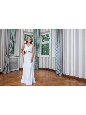 A5 Suknia ślubna LENA biel